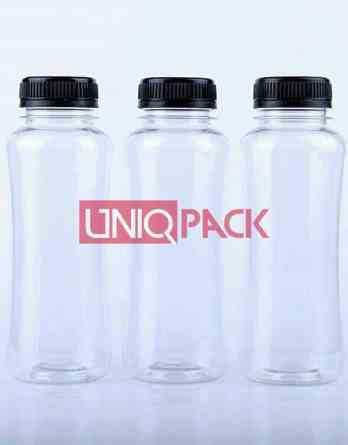 botol plastik 250ml latte