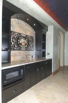 Home Theater Beverage Center