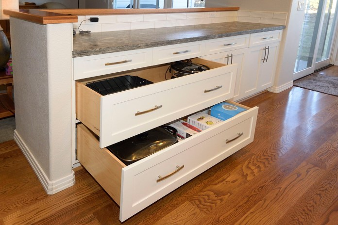 Wide Drawers