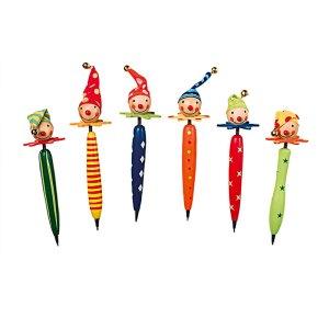 Clowns – Ballpoint Pens from Legler - artnomore.co.uk