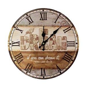 Clock - Dream - British Design - artnomore.co.uk