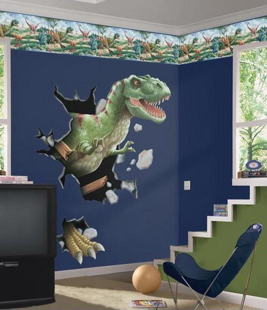 恐竜好きの子供にはたまらない恐竜壁紙