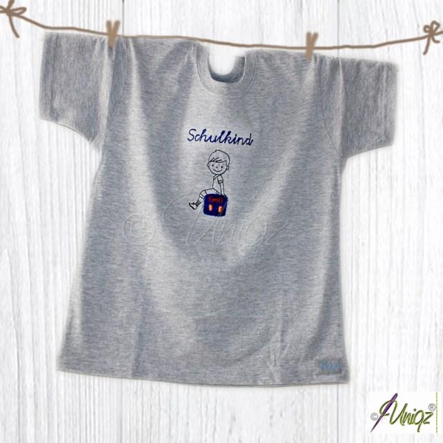 T-Shirt zur Einschulugn, Erster Schultag