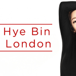 Jeon Hye Bin visits London