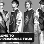 Nu'Est Re:Sponse Europe Tour