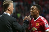 Louis Van Gaal believes Martial is versatile