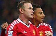 Lingard hints at early Rooney return