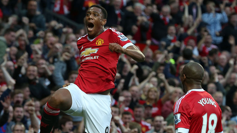 Martial sends public plea for transfers including Ibrahimovic