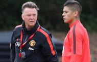 Rojo replies to rumors of a fallout with Van Gaal