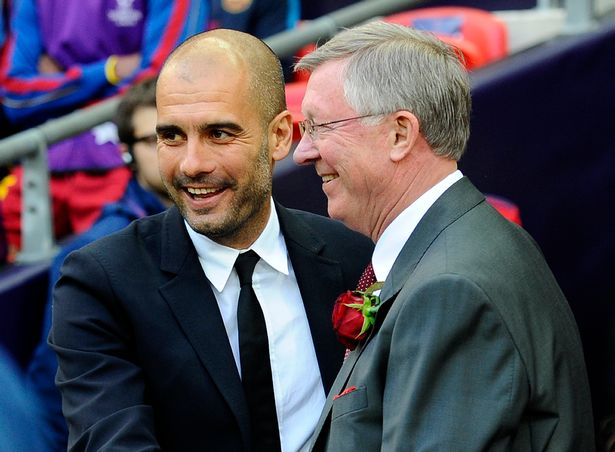 United hold talks to try and tempt Guardiola