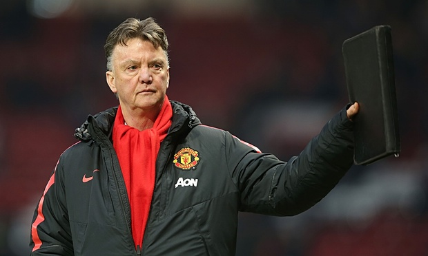 LVG gives injury & squad update ahead of Southampton