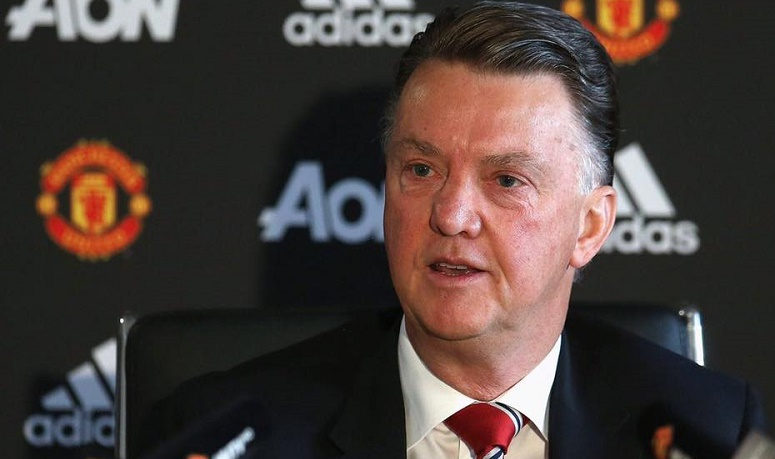LVG gives squad update ahead of Crystal Palace