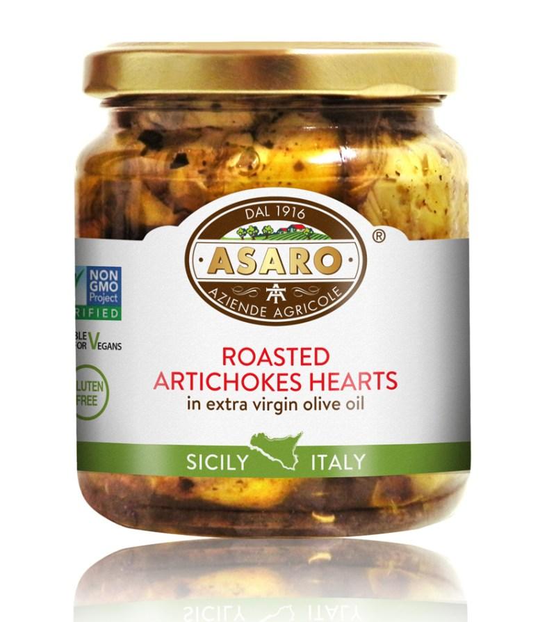 Large Of Roasted Artichoke Hearts