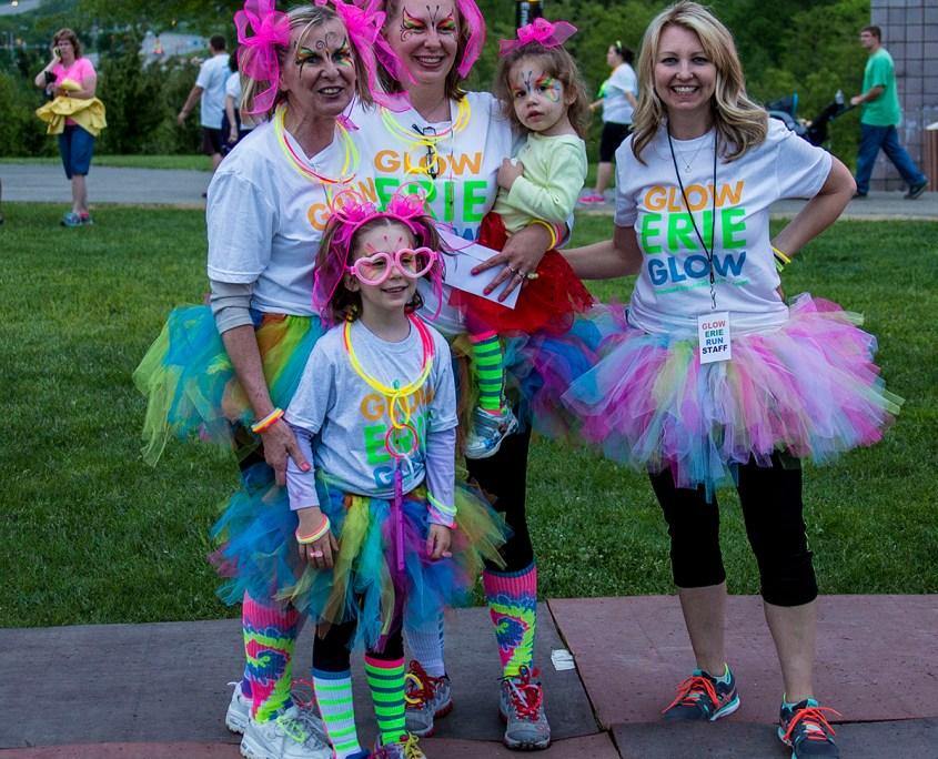 2015 Glow Erie Run