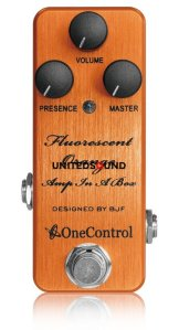 One Control Fluorescent Orange