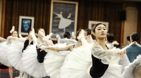 ユニバーサルバレエ オーディション2018