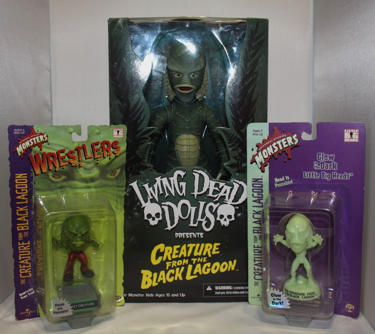CONTEST: Win Creature from the Black Lagoon Prize Pack!