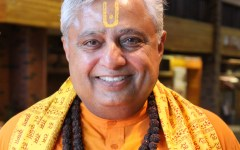 Rajan Zed will be offering a Hindu Prayer at a Provo City Council meeting on September 18.
