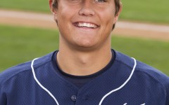 BYU pitcher Koleton Mahoney. Mahoney pitched a no-hitter on March 6 at Nicholls State. BYU Photo