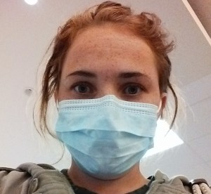 Cystic Fibrosis Doesn T Stop Temple Worker The Daily