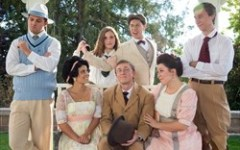 BYU cast of Shaw's Misalliance find parallels between BYU culture and themes in the play.