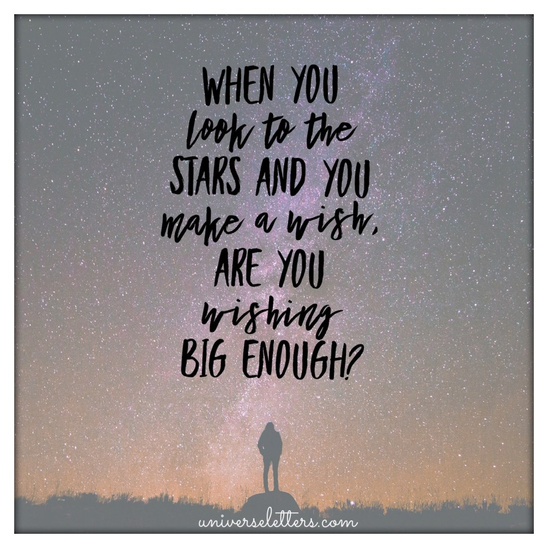 wishing-big