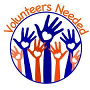 VolunteersNeededHandsUP
