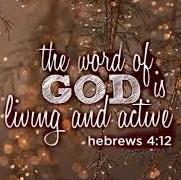 Hebrews4 12-16