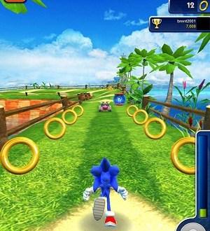 Sega Rompe límites con Sonic Dash