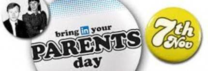 Bring in your parents day