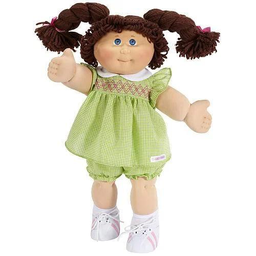 una bambola cabbage patch kids