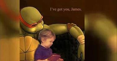 james e la tartaruga
