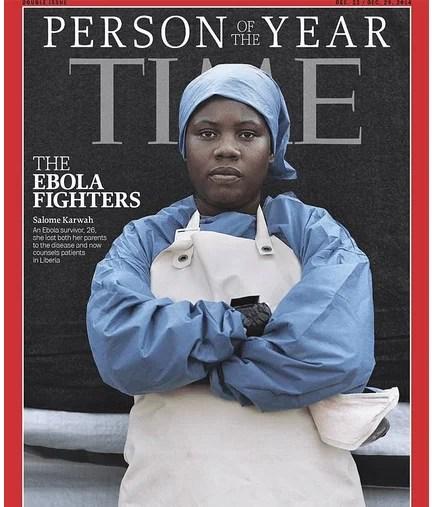 operatrice contro ebola