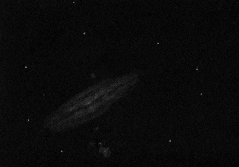 NGC 7183, Galaxy in Aquarius - Dr. Johannes Schilling