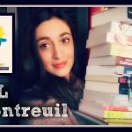 Mon programme pour le Salon du Livre de Montreuil 2013