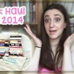 Book Haul : Juin 2014 | La grande débâcle en prévision des vacances !