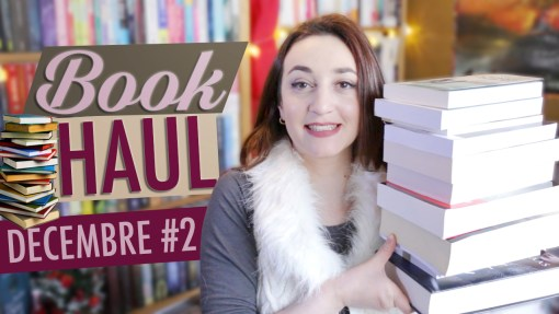Book Haul décembre 2016 Part. 2 cover