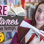 Je lis plusieurs livres en même temps… et vous ?
