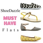 Wardrobe Wednesday – Summer Flats