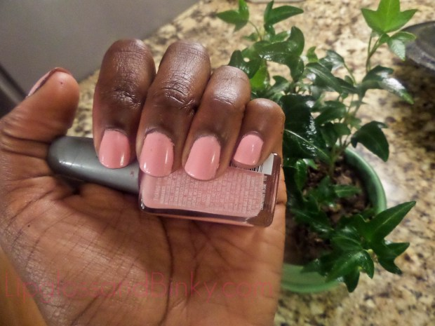 Wet and Wild Tickled Pink Nail Polish