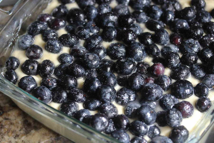 Blueberry Morning Bake
