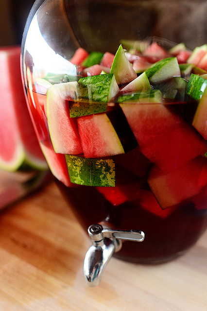 Pioneer Woman Watermelon Sangria
