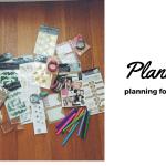 planner planning part I