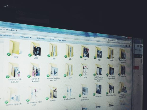 Digital image storage solutions