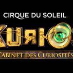 Giveaway | Cirque du Soleil Kurios Tickets
