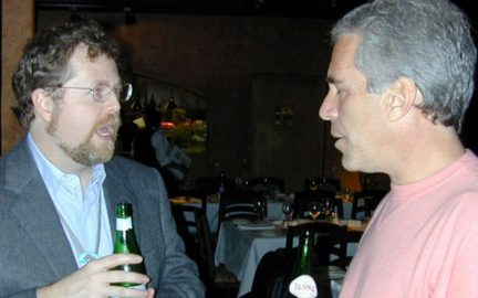 Nathan Myhrvold, Microsoft and Jeffrey Epstein at the 2000 Edge Billionaires' Dinner Source: https://www.edge.org/igd/1200