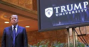 Ex-Students of Trump University Say It Was A Money-Sucking Scam