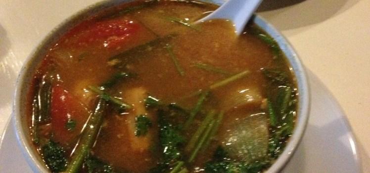 soupe Tom Yum