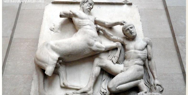 esculturas parthenon british museum
