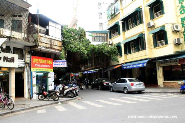 Agencias de viaje en Hanoi